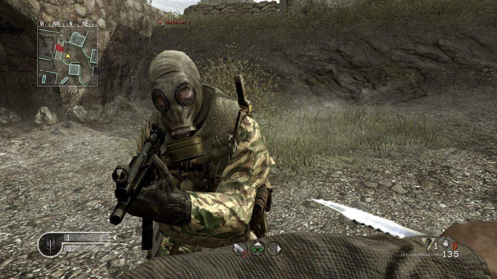 Call of Duty 4 Modern Warfare Steam 2