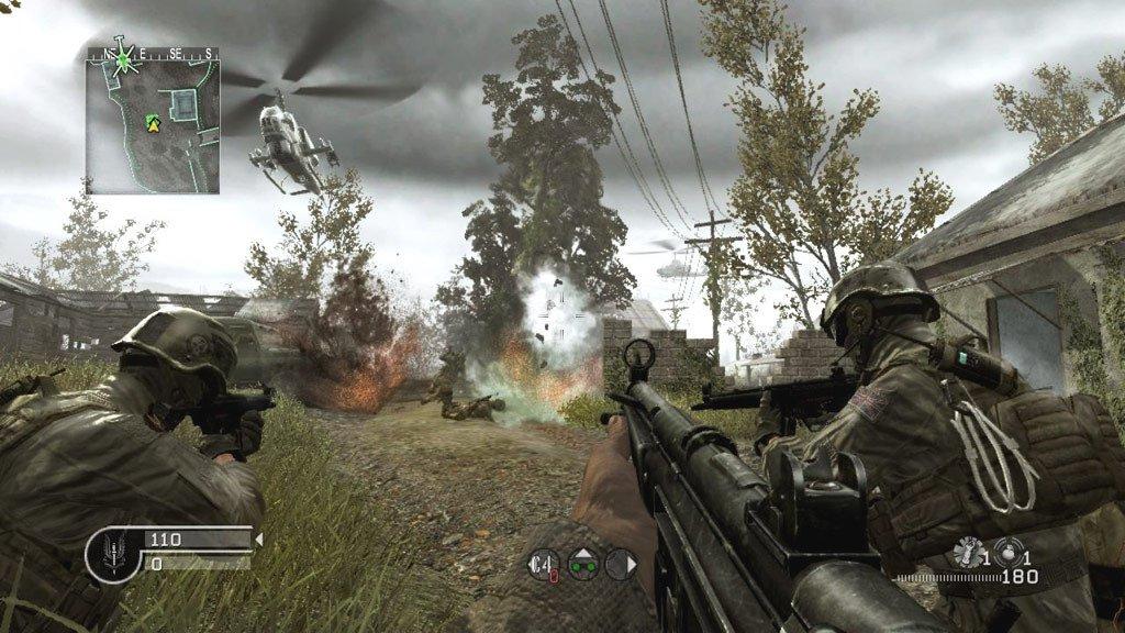 Call of Duty 4 Modern Warfare Steam 3
