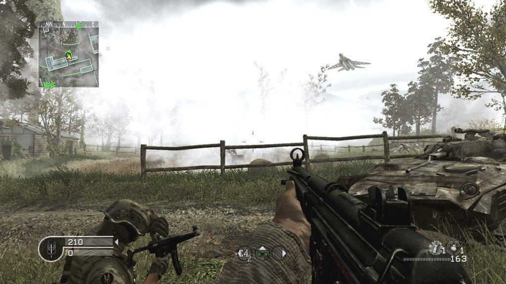 Call of Duty 4 Modern Warfare Steam 4
