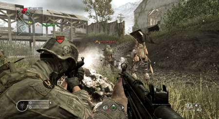 Call of Duty 4 Modern Warfare Steam 1
