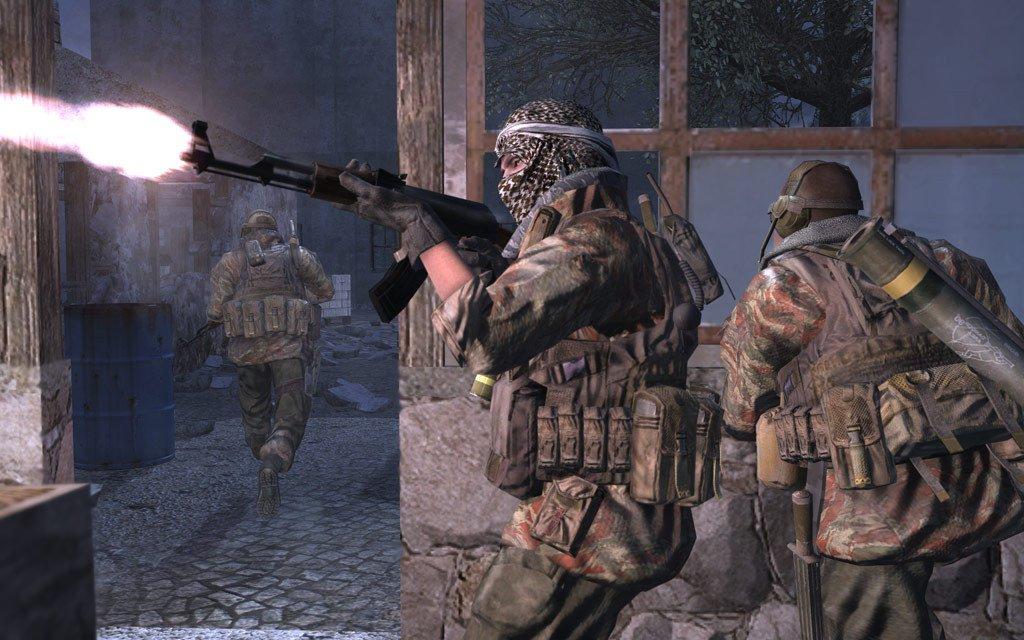 Call of Duty 4 Modern Warfare Steam 5