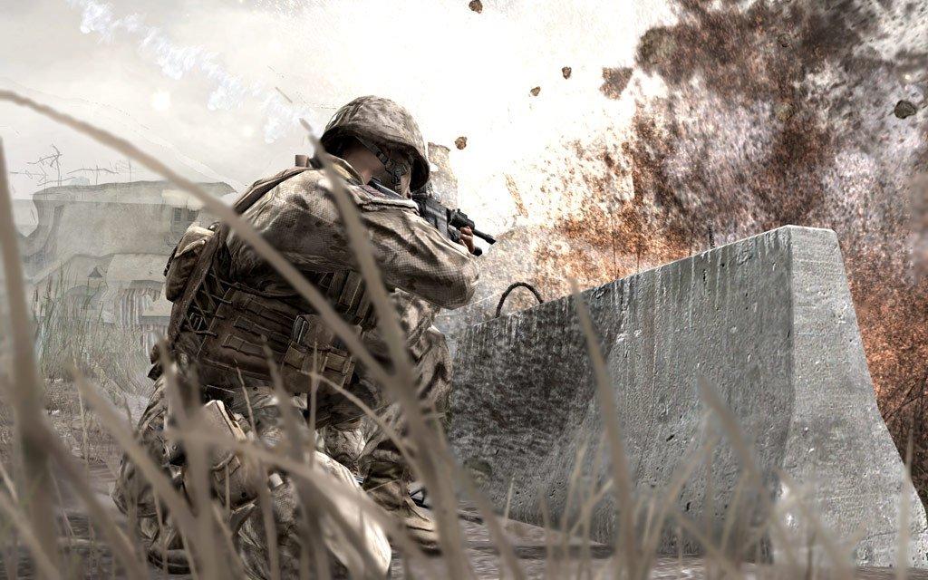 Call of Duty 4 Modern Warfare Steam 7