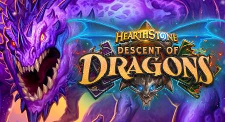 Hearthstone Descent of Dragons Mega Bundle 4
