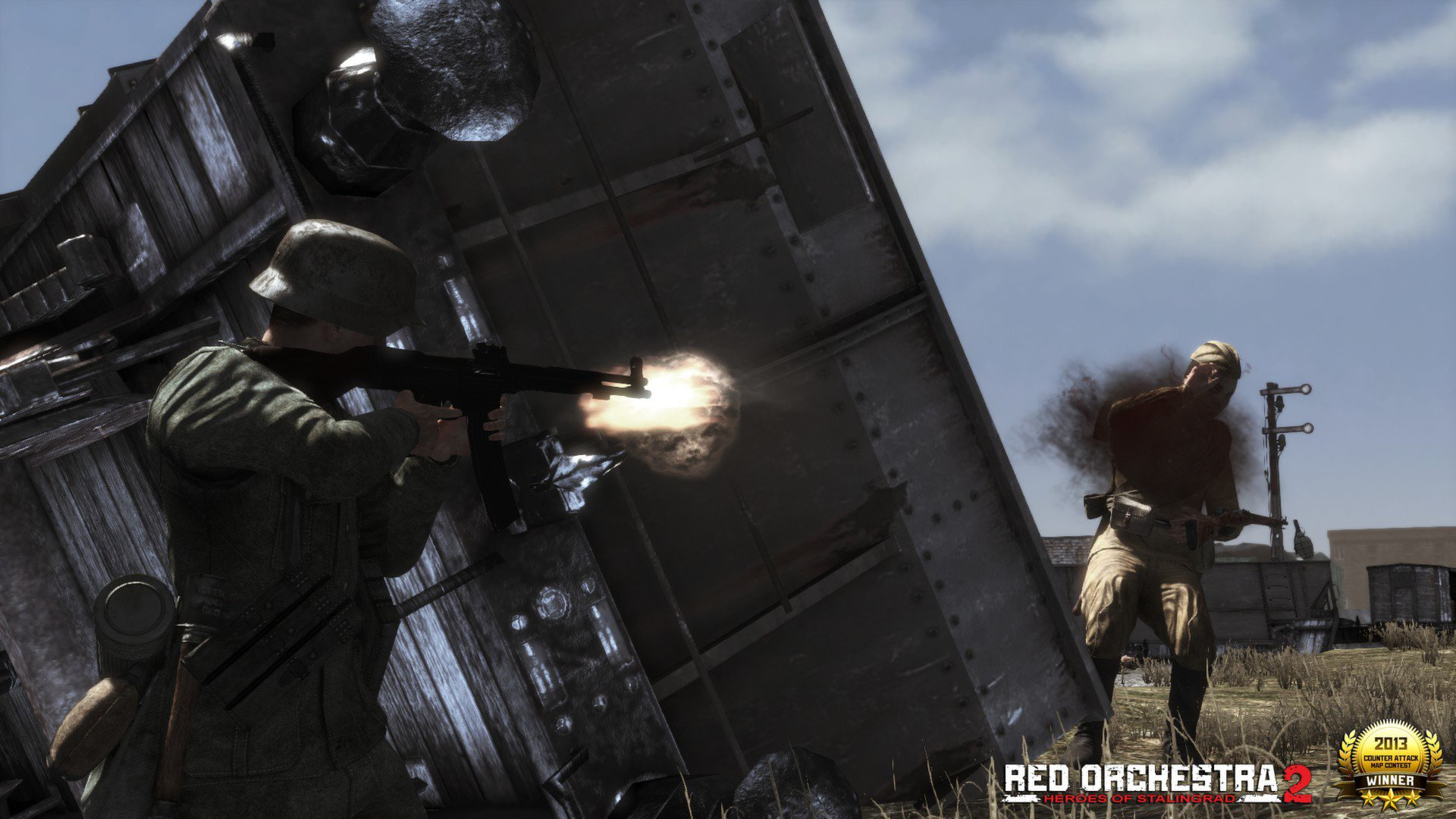 Red Orchestra 2 Heroes of Stalingrad + Rising Storm GOTY 11