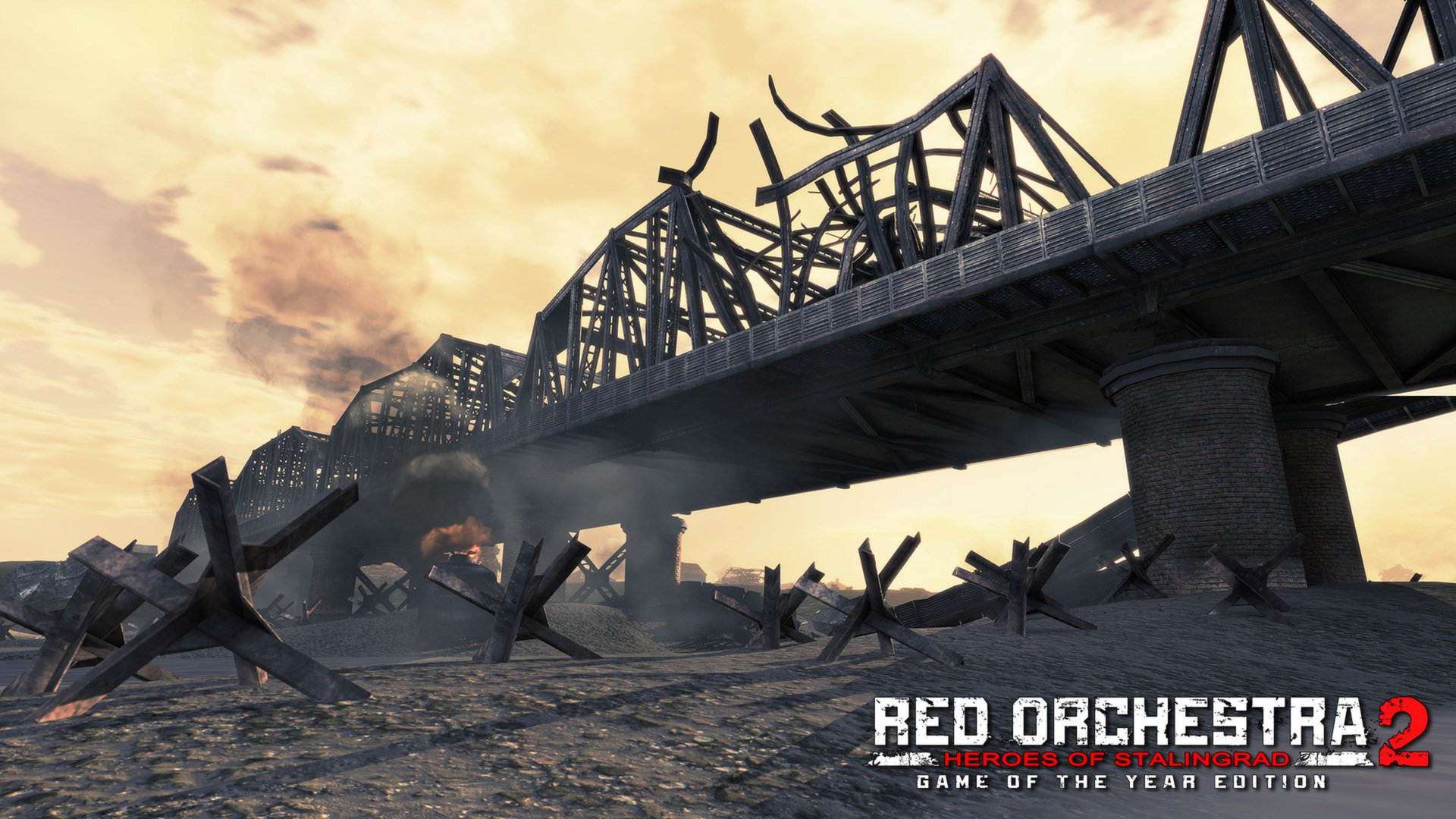 Red Orchestra 2 Heroes of Stalingrad + Rising Storm GOTY 14