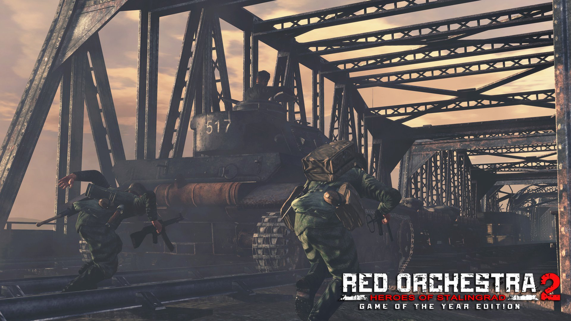 Red Orchestra 2 Heroes of Stalingrad + Rising Storm GOTY 15