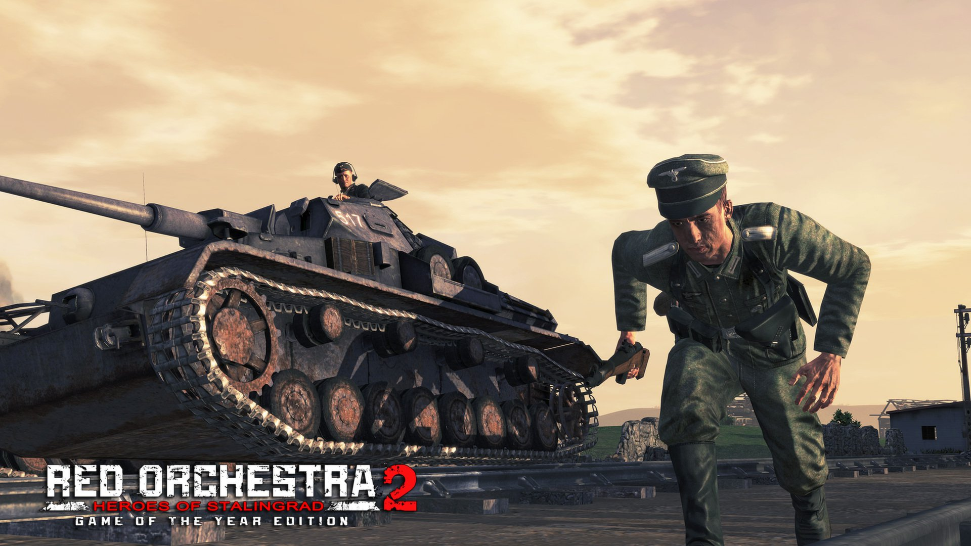 Red Orchestra 2 Heroes of Stalingrad + Rising Storm GOTY 16