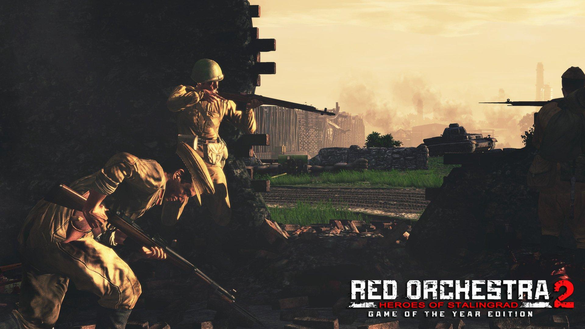 Red Orchestra 2 Heroes of Stalingrad + Rising Storm GOTY 20