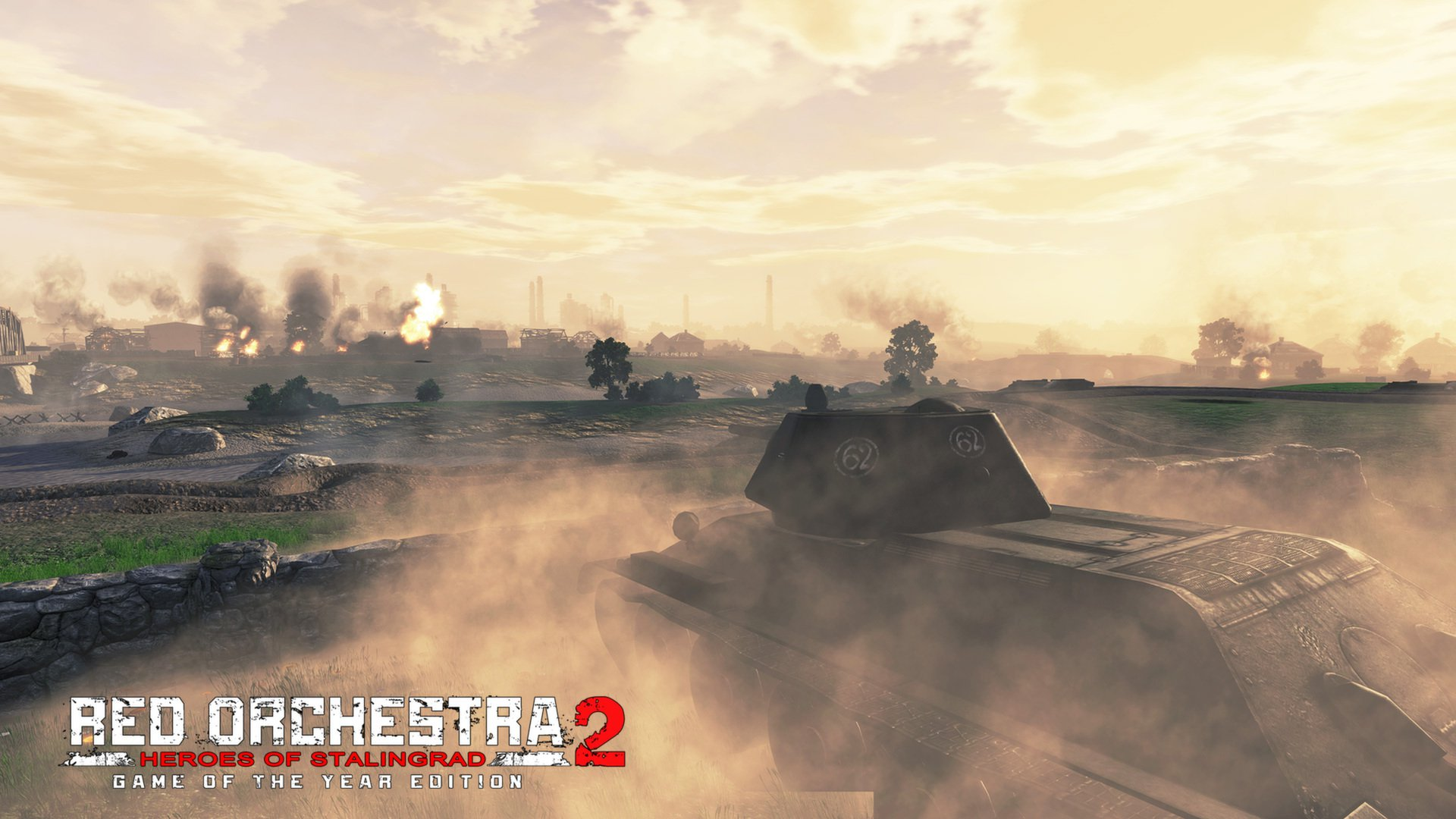 Red Orchestra 2 Heroes of Stalingrad + Rising Storm GOTY 21