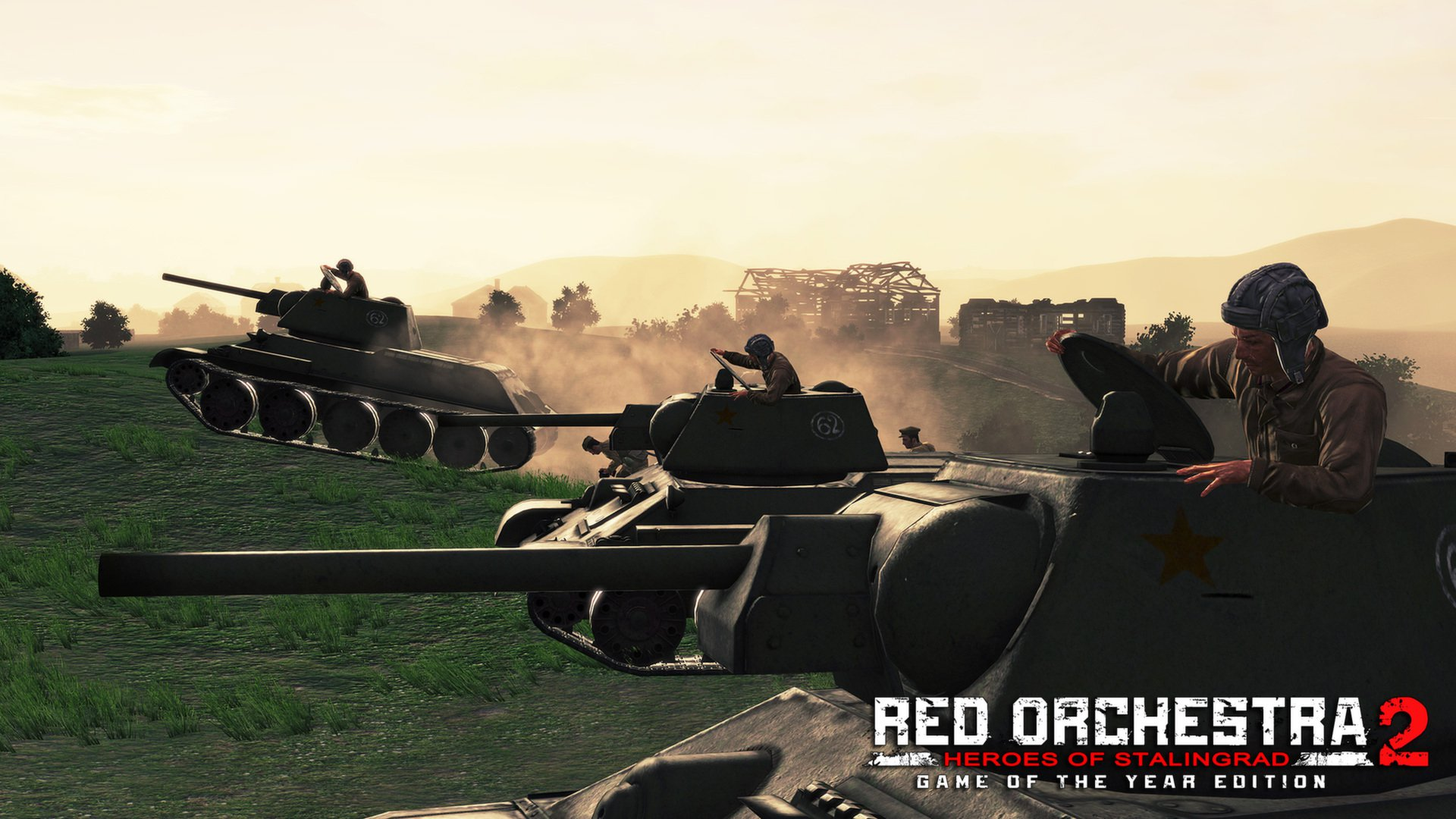 Red Orchestra 2 Heroes of Stalingrad + Rising Storm GOTY 22