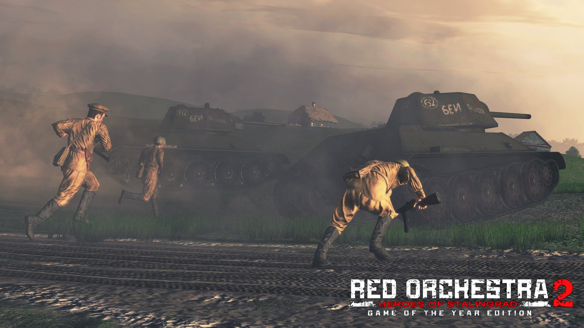 Red Orchestra 2 Heroes of Stalingrad + Rising Storm GOTY 23