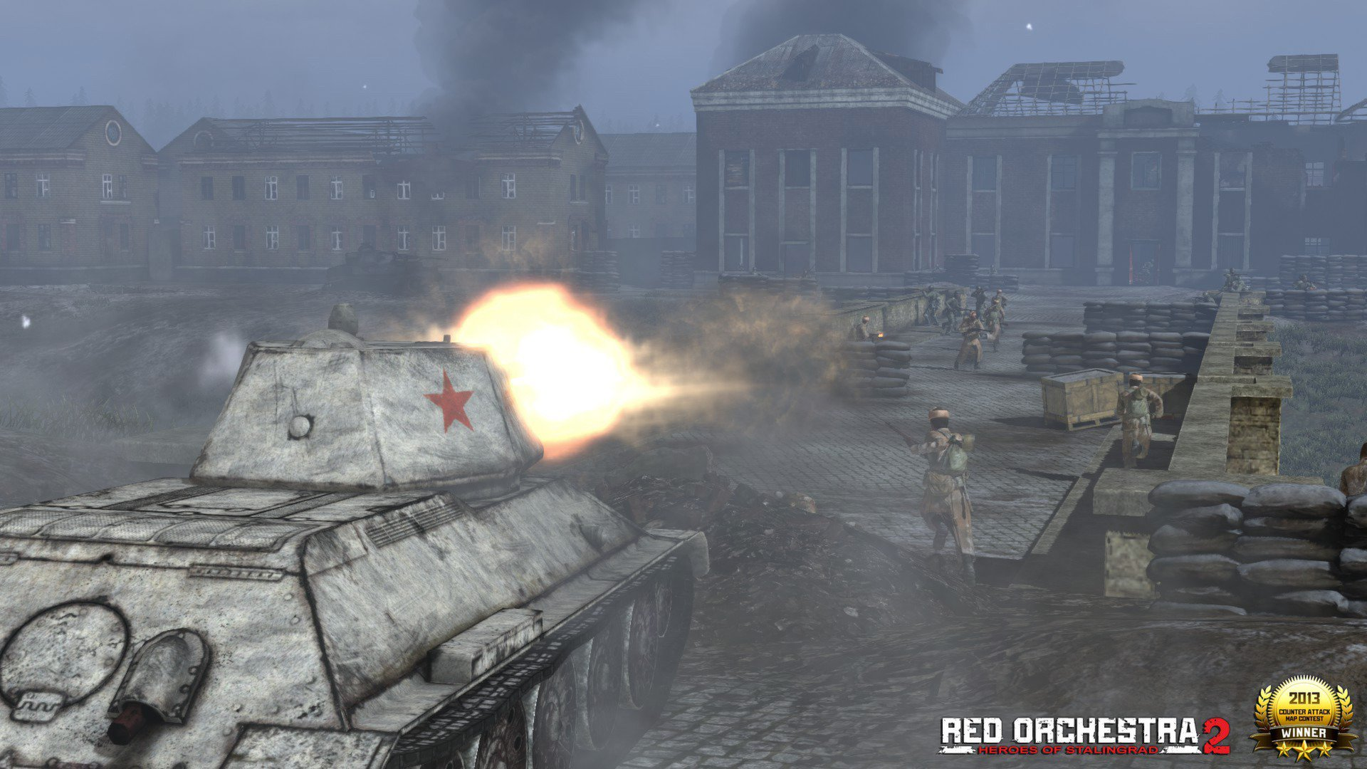 Red Orchestra 2 Heroes of Stalingrad + Rising Storm GOTY 5
