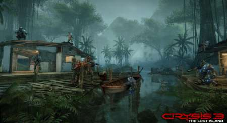 Crysis 3 The Lost Island 1962