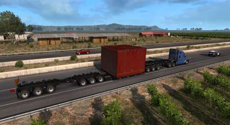 American Truck Simulátor Special Transport 11