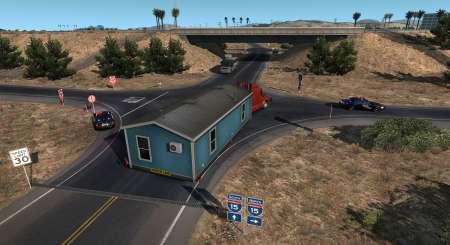 American Truck Simulátor Special Transport 8