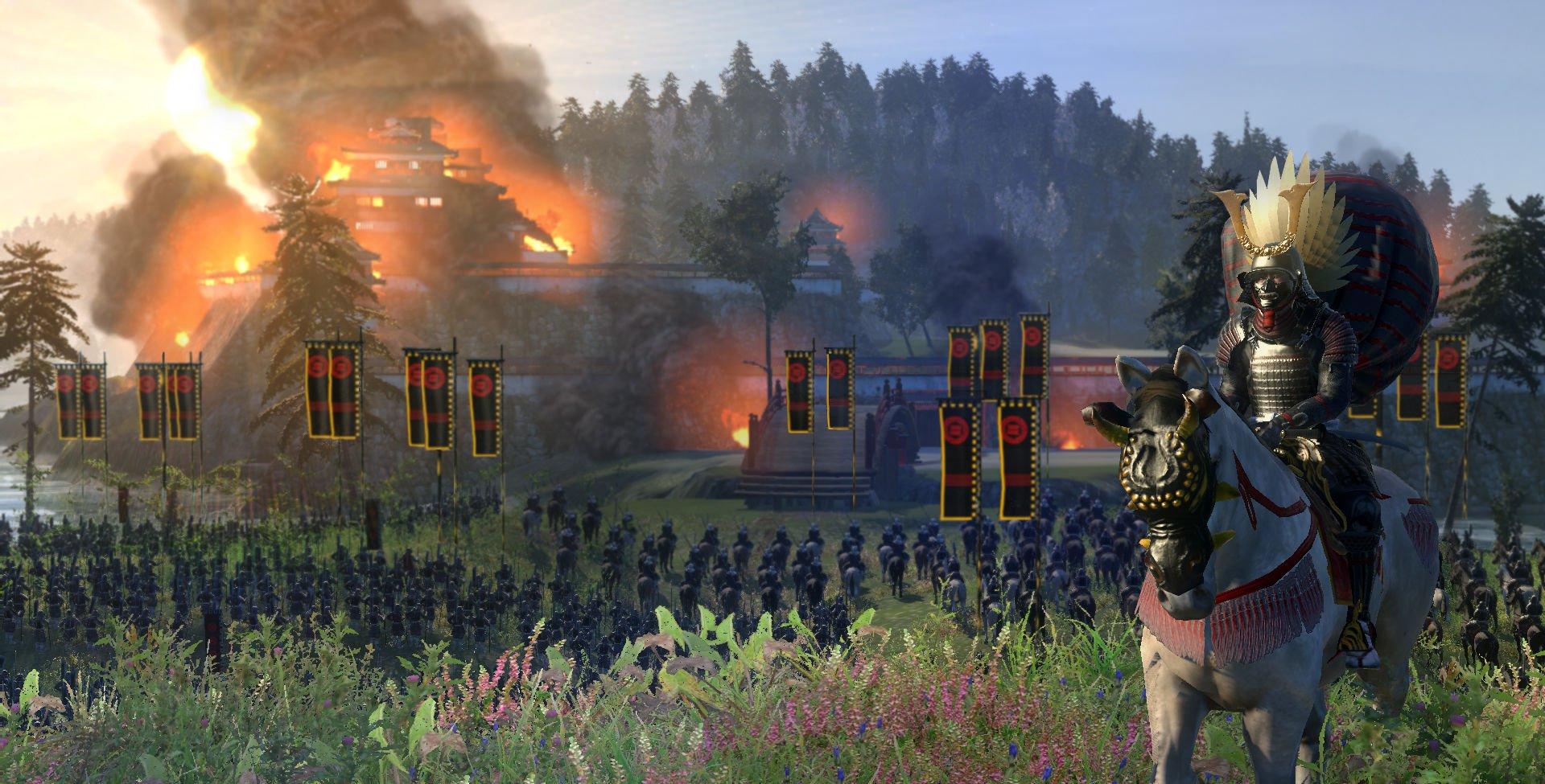 Total War Shogun 2 Hattori clan pack 1