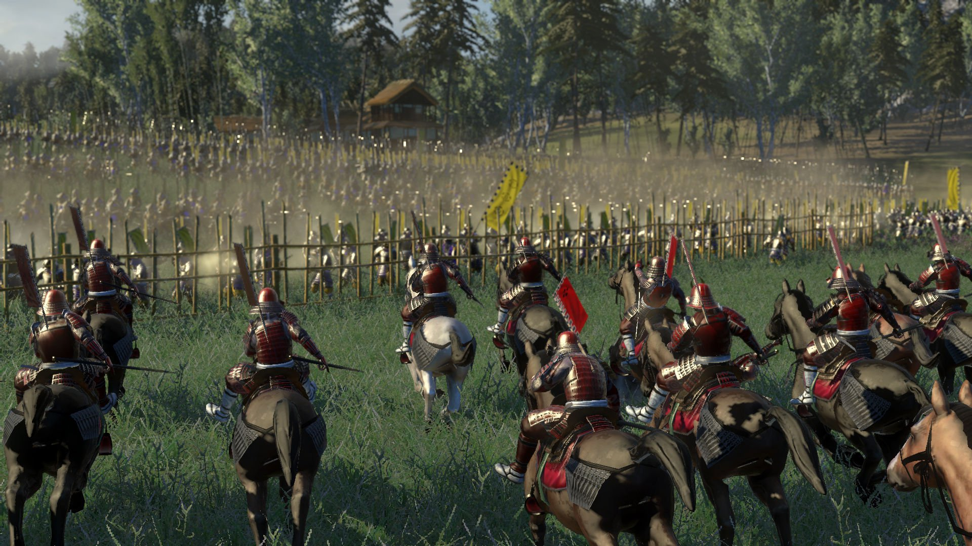 Total War Shogun 2 Hattori clan pack 3