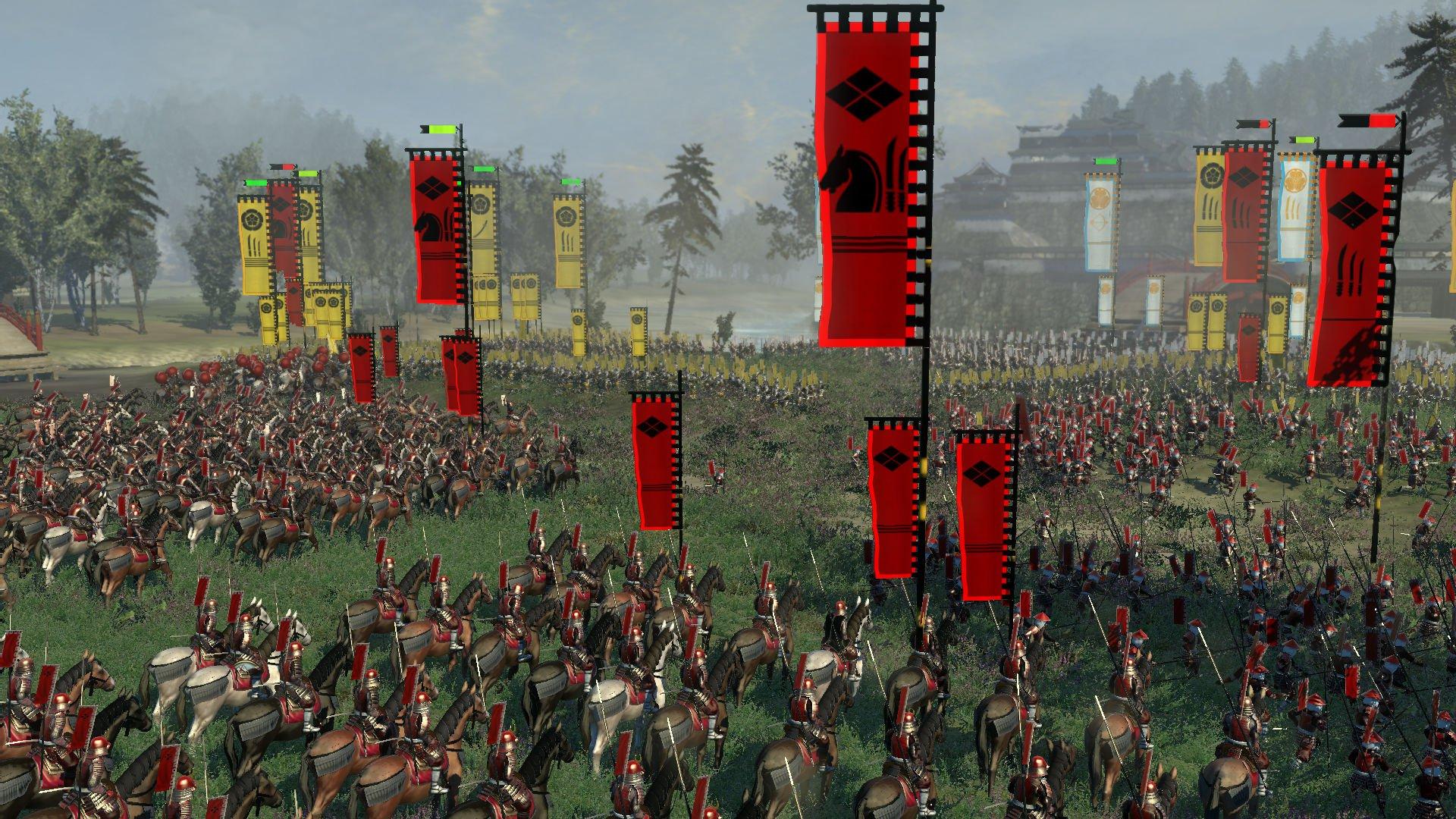Total War Shogun 2 Hattori clan pack 5