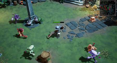 Grave Keeper 5