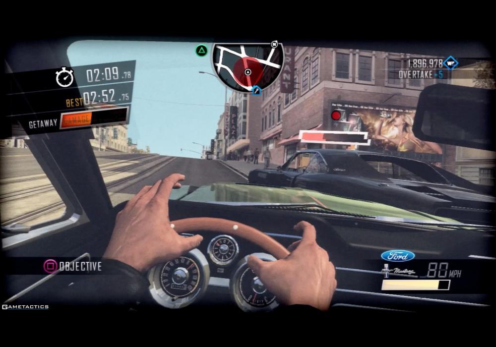 Driver San Francisco 133