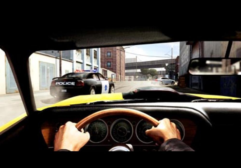 Driver San Francisco 2657