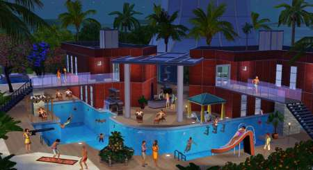 The Sims 3 Tropický Ráj 1416