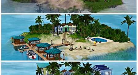 The Sims 3 Tropický Ráj 1419