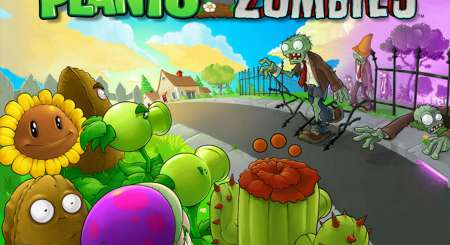 Plants Vs Zombies Game of the Year Edition 1