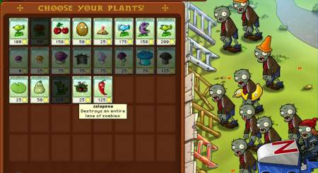 Plants Vs Zombies Game of the Year Edition 6