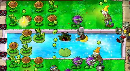Plants Vs Zombies Game of the Year Edition 7
