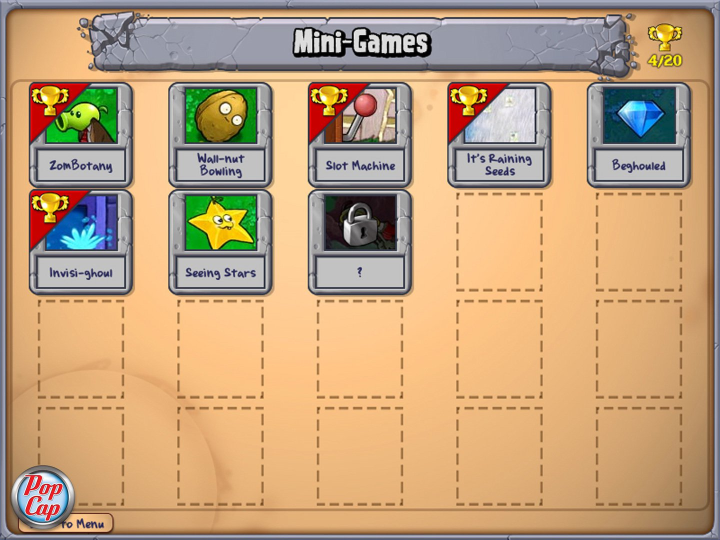Plants Vs Zombies Game of the Year Edition 5