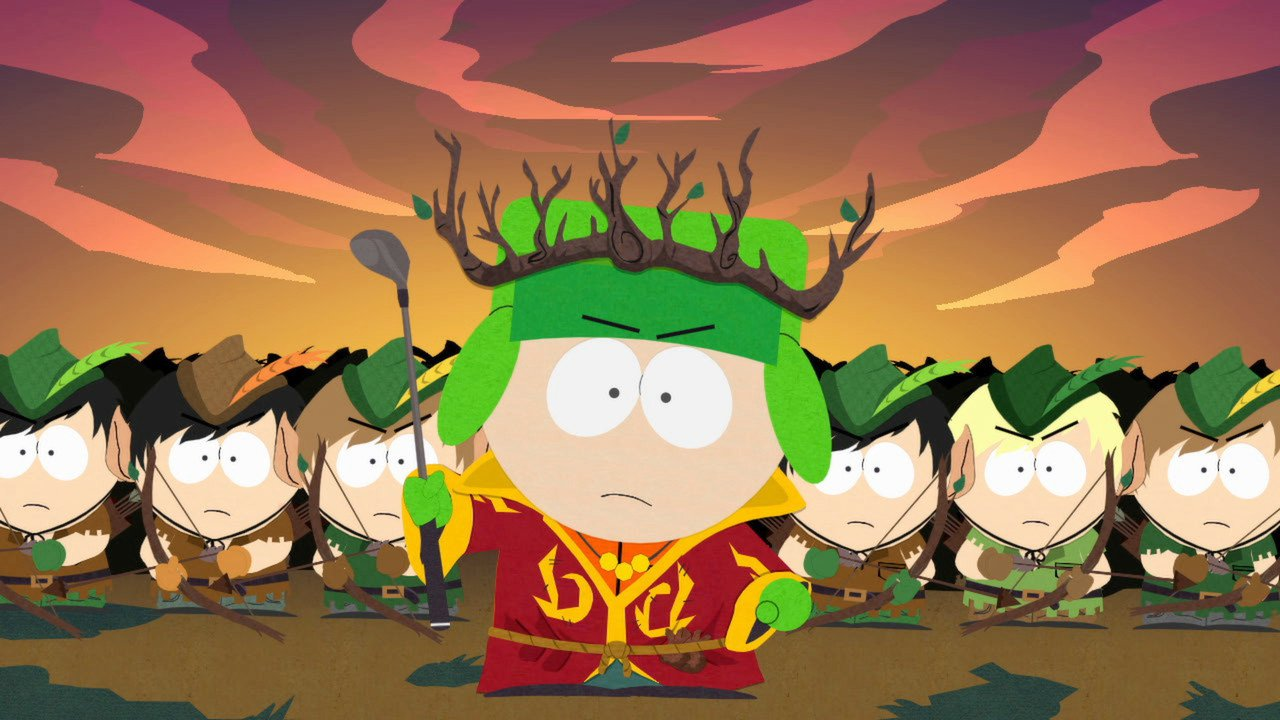 South Park The Stick of Truth 2