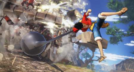 ONE PIECE PIRATE WARRIORS 4 7