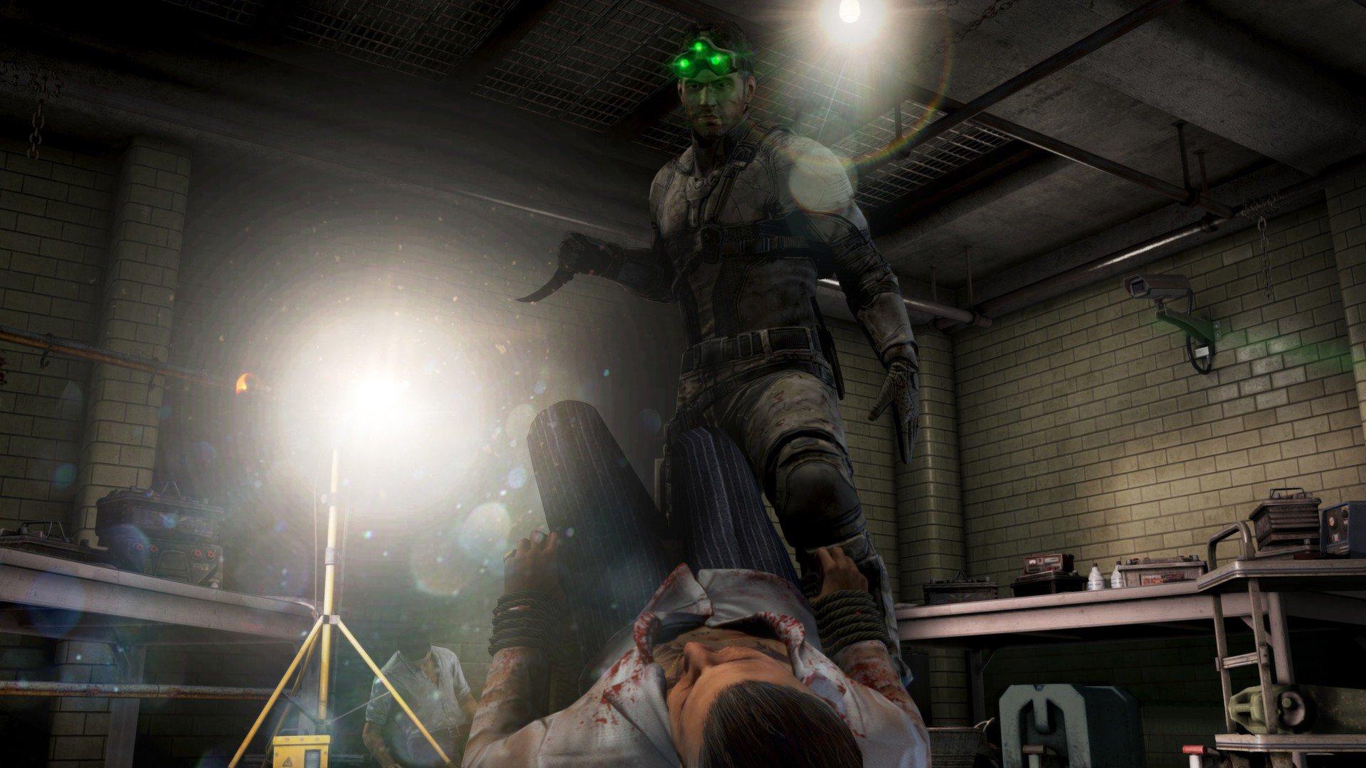 Tom Clancys Splinter Cell Blacklist 11