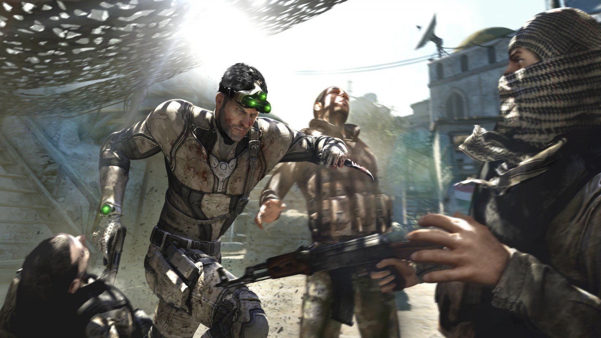 Tom Clancys Splinter Cell Blacklist 4