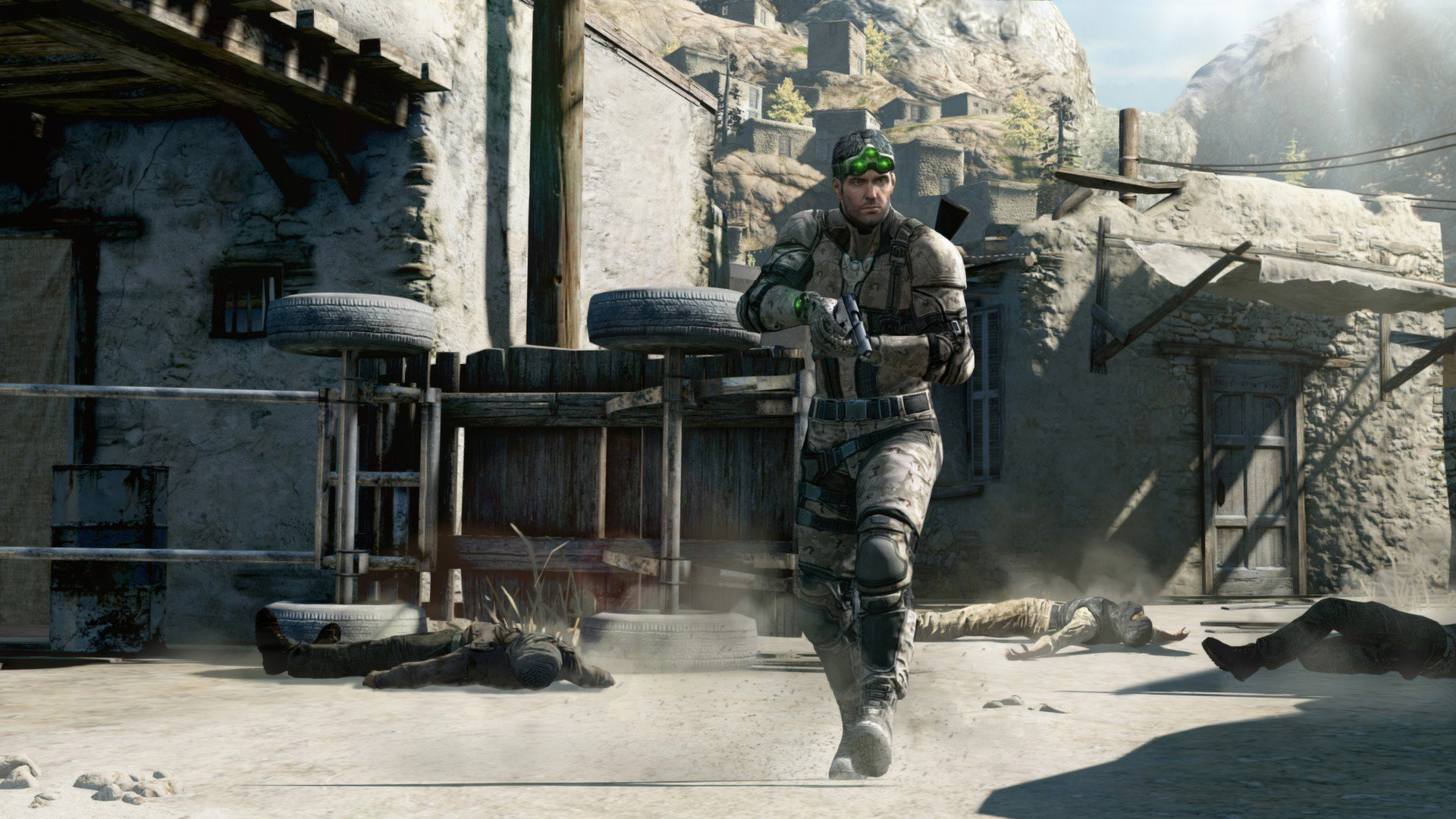 Tom Clancys Splinter Cell Blacklist 5