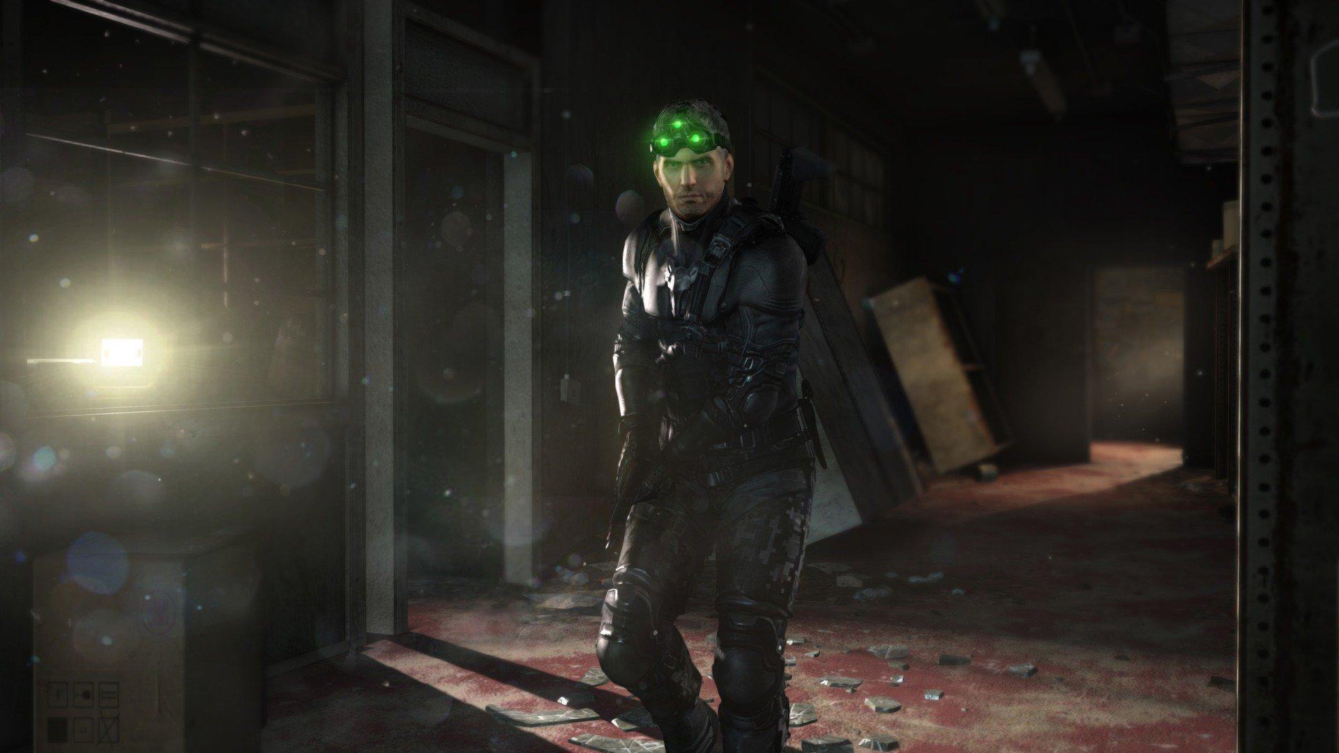 Tom Clancys Splinter Cell Blacklist 7