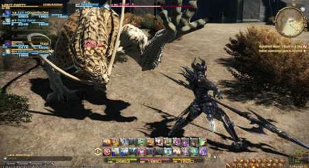 Final Fantasy XIV A Realm Reborn + 30D 1492