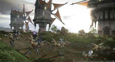 Final Fantasy XIV A Realm Reborn + 30D 1496