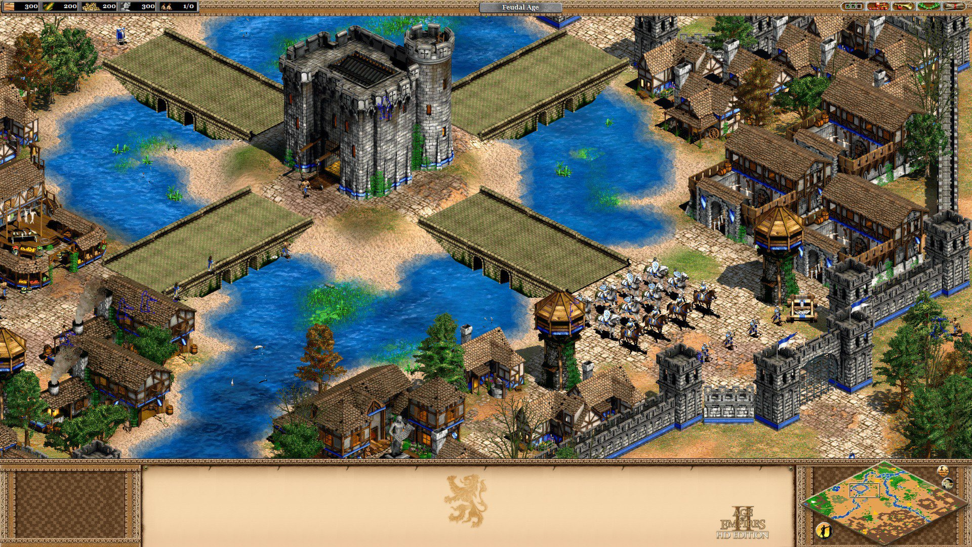Age of Empires II HD 4