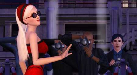 The Sims 3 Žhavý večer 3017