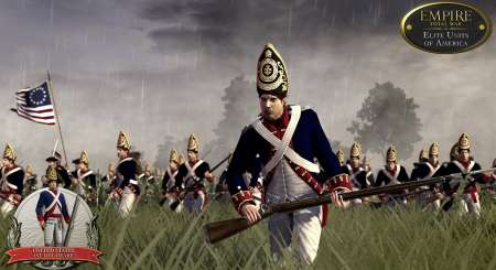 Empire Total War Elite Units of America 1
