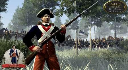 Empire Total War Elite Units of America 2