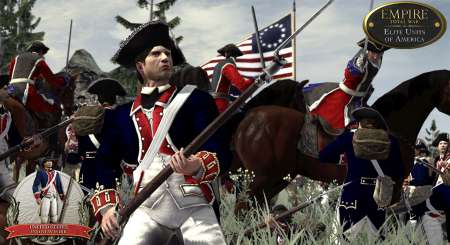Empire Total War Elite Units of America 4