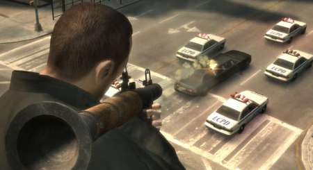 Grand Theft Auto IV, GTA 4 1627