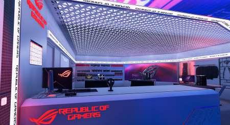 PC Building Simulator Republic of Gamers Workshop 2