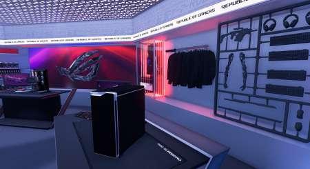 PC Building Simulator Republic of Gamers Workshop 3