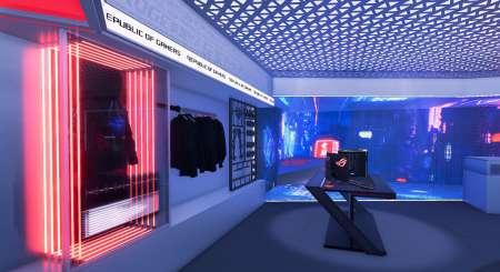 PC Building Simulator Republic of Gamers Workshop 4