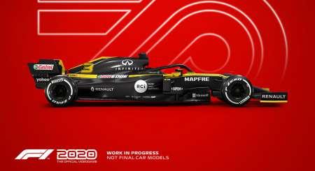 F1 2020 Deluxe Schumacher Upgrade 2