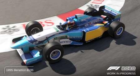 F1 2020 Deluxe Schumacher Upgrade 3